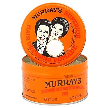 Murray Murray's Hair Dressing Pomade, 3 oz