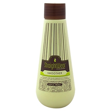 Macadamia Natural Oil Straightwear Smoother Straightening Solution, 3.3 oz