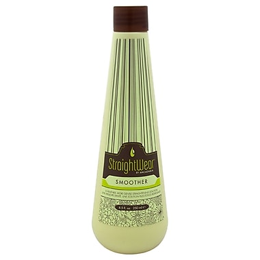 Macadamia Natural Oil Straightwear Smoother Straightening Solution, 8.5 oz