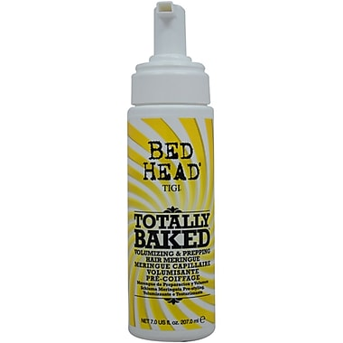 TIGI Bed Head Totally Baked Volumizing & Prepping Hair Meringue, 7 oz