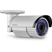 TRENDnet – Caméra réseau IR PoE à focale variable 1080p 2 MP pour intérieur / extérieur TV-IP340PI