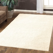 Maples Rugs Claire Cream Area Rug; 5' x 7'