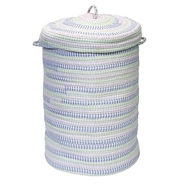 Colonial Mills Ticking Stripe Laundry Hamper