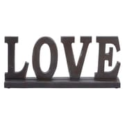 Woodland Imports Table Top ''Love'' Statue
