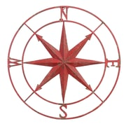 Creative Co-Op Grange Compass Wall D cor