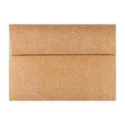 LUX A7 Invitation Envelopes (5 1/4 x 7 1/4) 500/Box, Rose Gold Sparkle (5370-MS03-500)