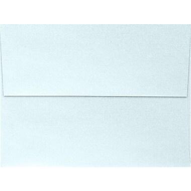 LUX A7 Invitation Envelopes (5 1/4 x 7 1/4) 50/Box, Aquamarine Metallic (5380-02-50)