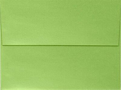 LUX A7 Invitation Envelopes (5 1/4 x 7 1/4) 50/Box, Fairway Metallic (5380-25-50)