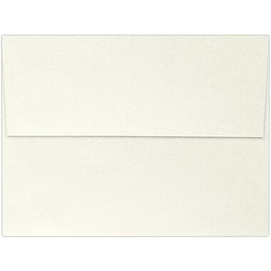 LUX A7 Invitation Envelopes (5 1/4 x 7 1/4) 50/Box, Quartz Metallic (5380-08-50)