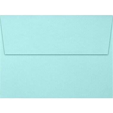 LUX A7 Invitation Envelopes (5 1/4 x 7 1/4), Seafoam, 50/Box (LUX-4880-113-50)