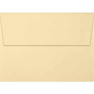 LUX A7 Invitation Envelopes (5 1/4 x 7 1/4), Nude, 50/Box (SH4280-07-50)