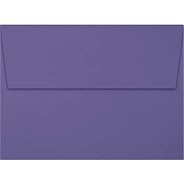 LUX A7 Invitation Envelopes (5 1/4 x 7 1/4) 50/Box, Wisteria (LUX-4880-106-50)