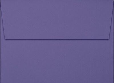 LUX A7 Invitation Envelopes (5 1/4 x 7 1/4) 50/Box, Wisteria (LUX-4880-106-50)
