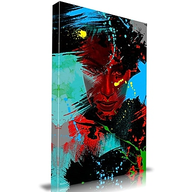 Maxwell Dickson ''Living Color'' Graphic Art on Canvas; 20'' H x 30'' W