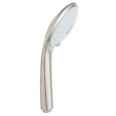 Grohe Euphoria 3-Function Spray Massaging Hand Shower; Brushed Nickel