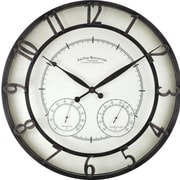 FirsTime 18.75'' Park Outdoor Clock