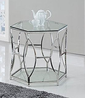 BestMasterFurniture Octagon End Table