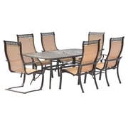 Click here to buy Hanover Manor 7 Piece Dining Set.