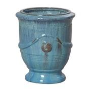 Emissary Anduze Round Pot Planter