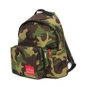 Manhattan Portage Big Apple Backpack With Pen Holder, Medium Size, Camo (1210-BD-2 CAM)