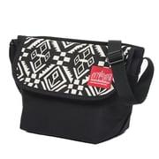 Manhattan Portage Totem Nylon Messenger Bag, Extra Small, Black (1603-TOTEM BLK)
