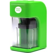 Office + Style Electronic Pencil Sharpener, Green