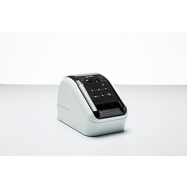 Brother - Imprimante d'étiquettes sans fil QL-820NWB Bluetooth