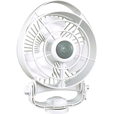 Bora 748CAWBX 12 volt Marine Fan 3 Speed, White