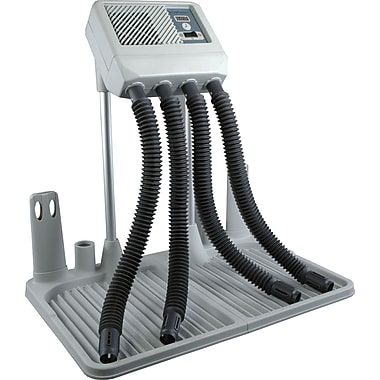 Work'n Play Boot/Glove Drying Station, 300 watts, Grey