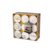 JOI 8390CAWBX Premium Tea Light Candles, 27/Pack
