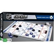 Masterpieces Puzzle Company – Jeu de dames de collection LNH, Maple Leafs de Toronto