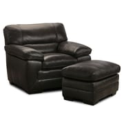 LYKE Home Club Chair; Charcoal