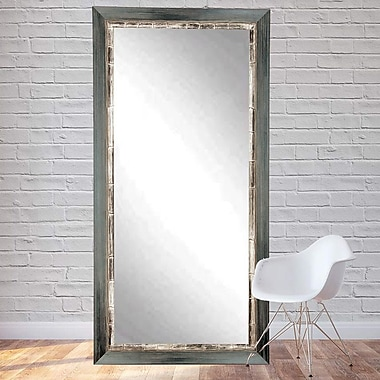 American Value Current Trend Weathered Coast Wall Mirror; 71'' H x 32'' W x 0.75'' D
