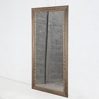 American Value Current Trend Trail Wall Mirror; 71.5'' H x 22'' W x 1.25'' D