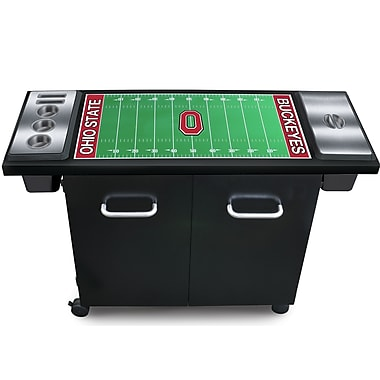 Imperial NCAA Grill Cart; Ohio State