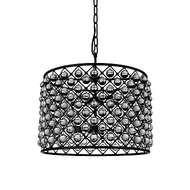 Rosdorf Park Barker 10-Light Drum Pendant