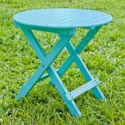 HRH Designs Round Side Table; Mint