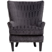 Porter International Designs Claudette Wing back Chair