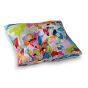 Kavka Boom Boom Boom Floor Pillow; 26'' H x 26'' W