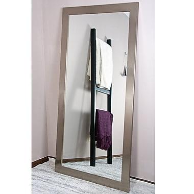 American Value Modern Wall Mirror; 41'' H x 32'' W x 0.75'' D
