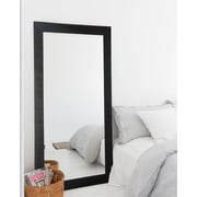 American Value Current Trend Modern Scratched Floor Mirror; 71'' H x 32'' W x 0.75'' D