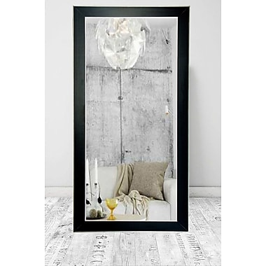 American Value Current Trend Wall Mirror; 71'' H x 32'' W x 0.75'' D