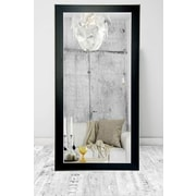 American Value Current Trend Wall Mirror; 66'' H x 32'' W x 0.75'' D