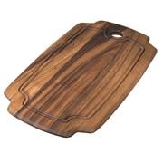 Fox Run Craftsmen Gourmet Wood Rectangular Prep Board