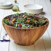 Fox Run Craftsmen Gourmet Salad Bowl