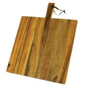 Fox Run Craftsmen Gourmet Wood Square Paddle Board