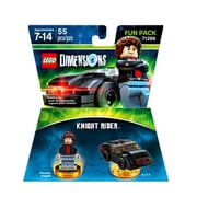 Lego Dimensions - Fun Pack - Knight Rider (Mult 6)