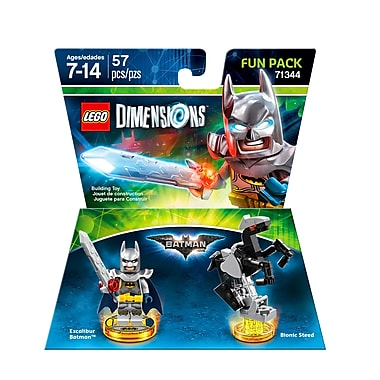 Lego Dimensions – Ensemble Héros - Lego Batman Movie (Mult 6)