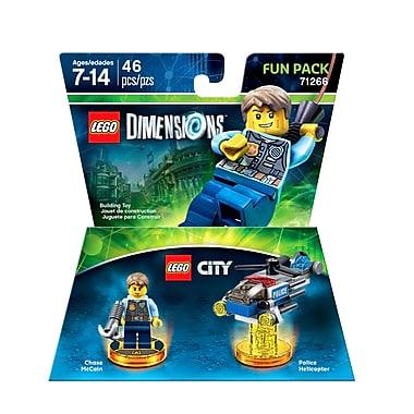 Lego Dimensions – Ensemble Héros : Lego City (Mult 6)