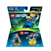 Lego Dimensions - Fun Pack - Lego City (Mult 6)